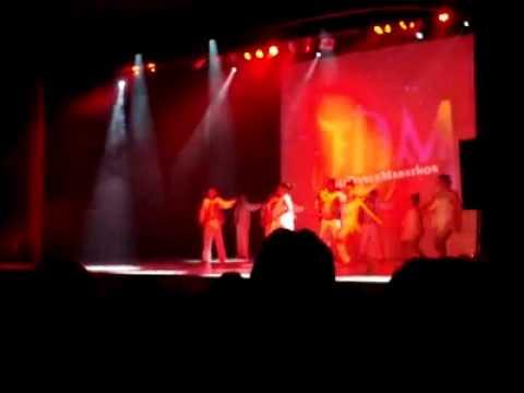 Los Guerreros Del Mambo-Jazz Dance Marathon-Teatro Broadway 2011
