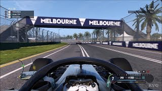 F1 2018 - Gameplay (PC HD) [1080p60FPS]