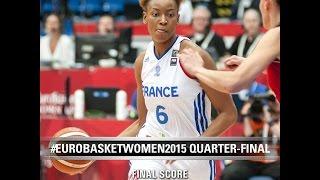 Баскетбол. Франция - Россия. 25.06.15