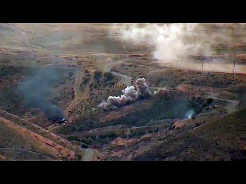 МИД РФ: на линии соприкосновения в Нагорном Карабахе могут появиться российские военные наблюдатели.