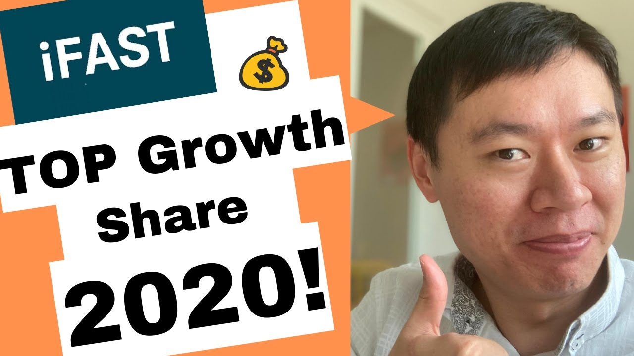 Why My Top Growth Stock For 2020 Is 😉😉 .... IFAST (SGX ...