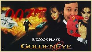 GoldenEye: 007 // 00 Agent Playthrough [Part 7]