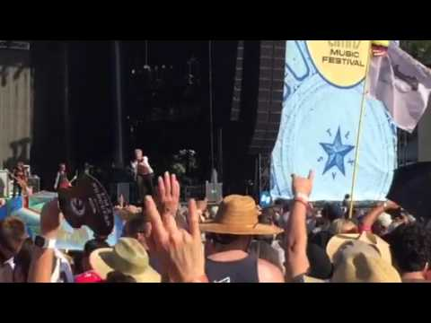 Billy Idol Rebel Yell LIVE ACL Music Festival 2015