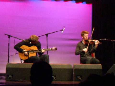 Ross Couper and Tom Oakes - Fiddle Frenzy 9.8.12