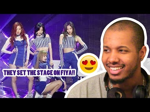 [Comeback Stage] BLACKPINK - FOREVER YOUNG , 블랙핑크 - FOREVER YOUNG Show Music core 20180616 REACTION