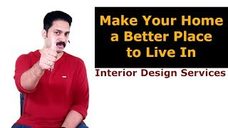 Make Your Home a Better Place to Live In | Interior Design Services | Buildon Ideas