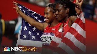 2012 Summer Olympics: How to run an Olympic victory lap | NBC Sports