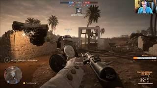 Dozkoz и Battlefield 1. 7 стрим