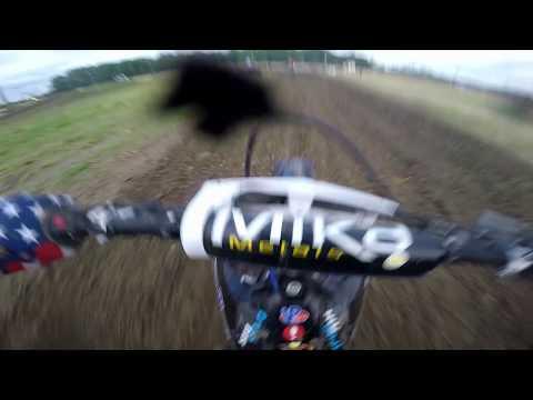 motocross race and crash (latrobe speedway 2019)