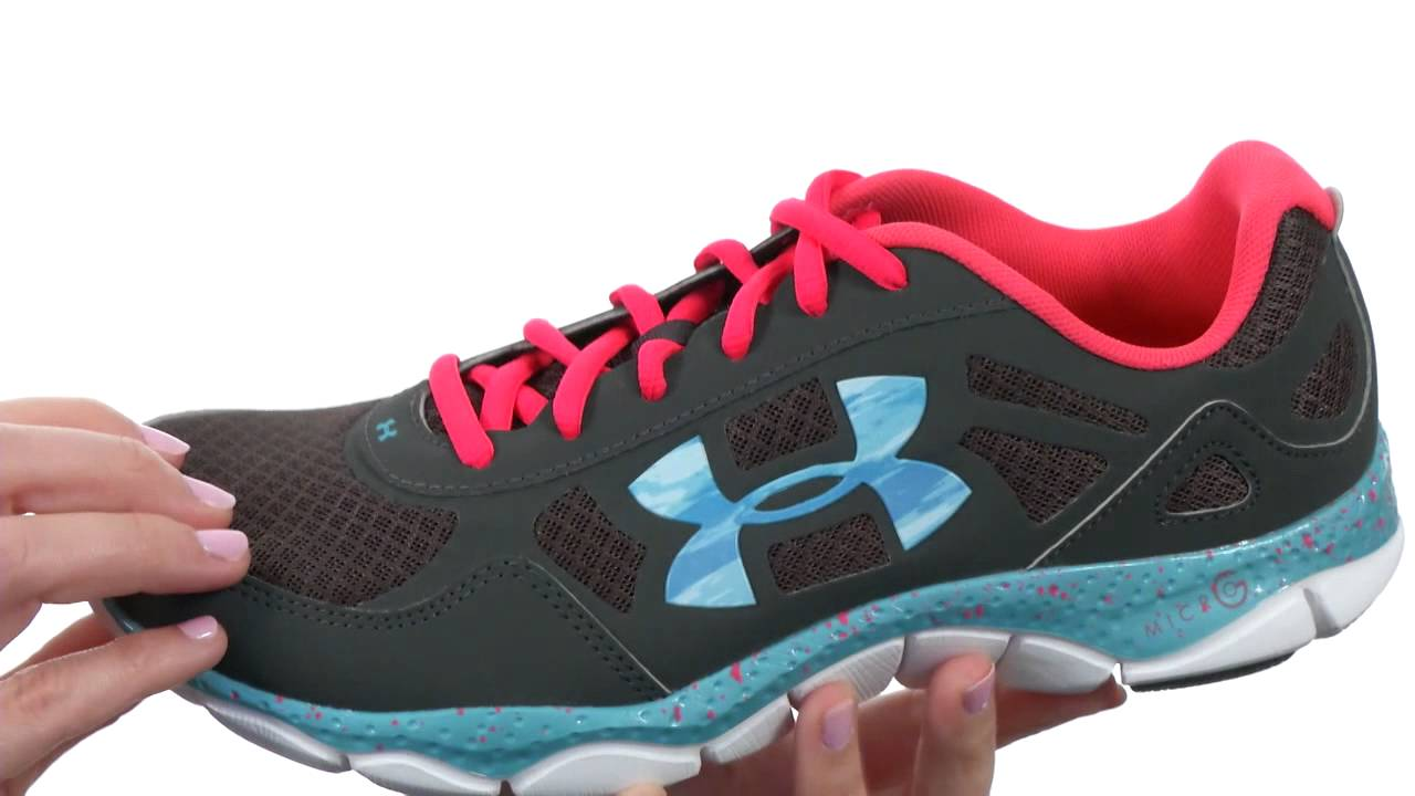 under armour micro g engage women's