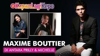 Maxime Bouttier Jawab Tantangan Prilly & Michelle Ziudith