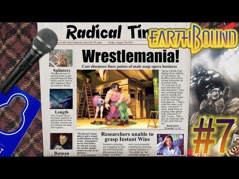 Radical Bromance: EarthBound Ep.7 - Magic Sign