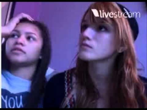 Bella Thorne And Zendaya's Live Chat January 10, 2013