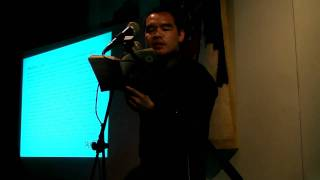 ANDREW LAM reading from Perfume Dreams: Reflections on the Vietnamese Diasp
