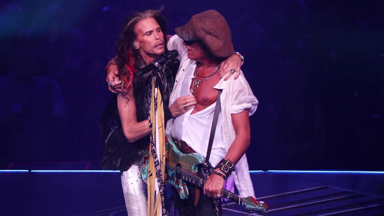 Aerosmith #DONTWALKTHISWAY #STAYHOME PSA!
