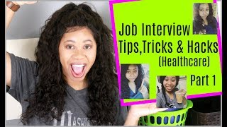 Job Interview Tips, Tricks & Hacks