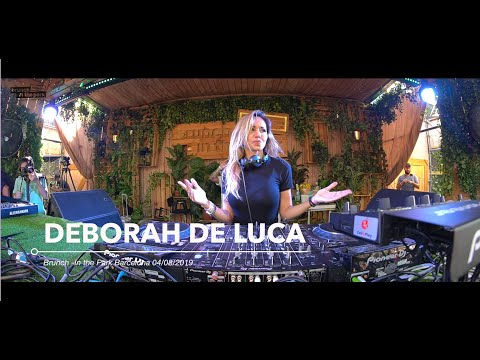 Deborah De Luca @ Brunch -In the Park Barcelona 04/08/2019  Videoset 4k