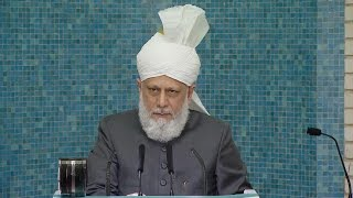 English Translation: Friday Sermon May 6, 2016 - Islam Ahmadiyya