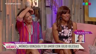 Mónica Gonzaga Y Su Romance Con Julio Iglesias - Cortá Por Lozano 2019