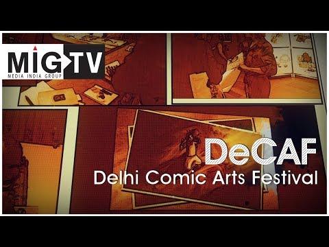 Delhi Comic Arts Festival