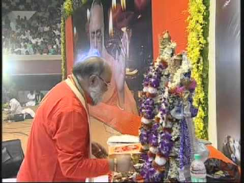 1008 Mahamandaleshwar Swami Kumaranand Saraswati Ji Maharaj (Brahmrishi Shree Kumar Swami Ji)