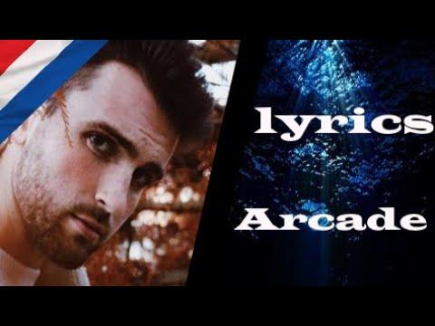 Duncan Laurence Arcade Lyrics Eurovision 2019