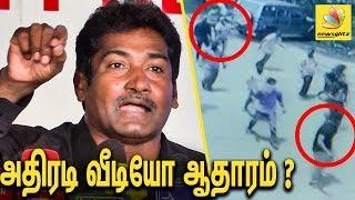 Sterlite  துப்பாக்கி சூடு ஆதாரம் வெளியீடு : Mukilan Speech About Sterlite Protest Evidence