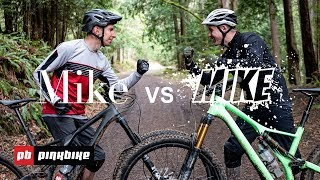 Specialized Stumpjumper vs. EVO | Mike vs. Mike
