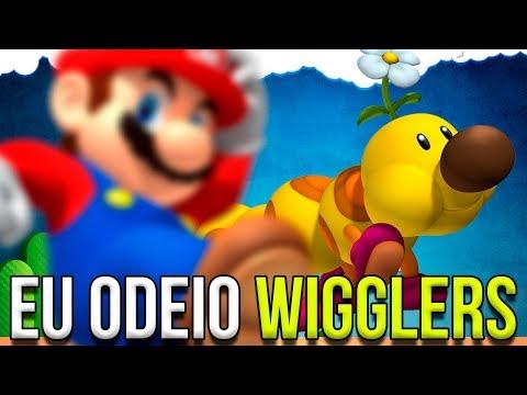EU ODEIO WIGGLERS – Super Mario Maker (SUPER DO BEM TRANQUILÃO)