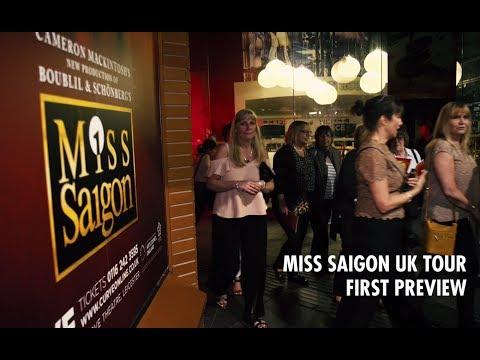 Miss Saigon - UK & Ireland 2017 Tour   First Preview