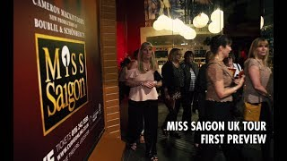 Miss Saigon - UK & Ireland 2017 Tour | First Preview