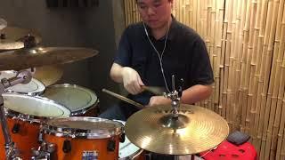 KALMAH - SACRAMENTUM (Drums Cover)