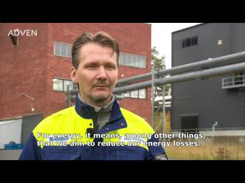 Nammo Vihtavuori propellant plant cuts water consumption in half through closed water cycles