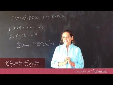 Calcular el precio de venta - calculate the selling price
