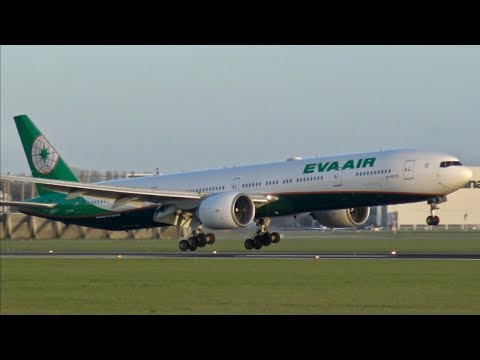 [4K] Great Plane Spotting Day at Amsterdam Airport Schiphol | B747, B777, A330, A380 & More