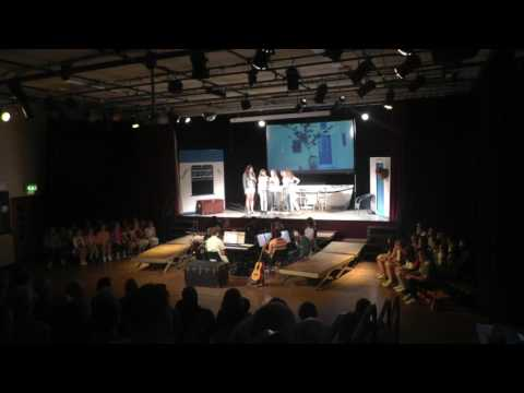 St John Fisher School Production - Thank You For The Music 2017