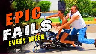 EPIC FAILS EVERY WEEK - Best Fails Of The Week 😝 Ultimate Funny Fails 2020 😜 Funny Compilation 2020