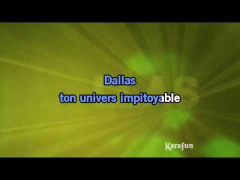 Karaoké Dallas (French) - TV Theme *
