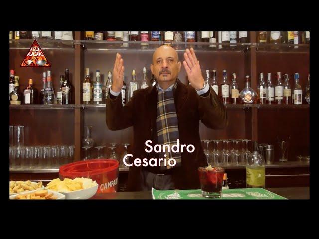 COCKTAIL MILANOTORINO by Sandro Cesario