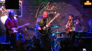 Dr Blues & Soul Re Vision koncert w Gdyńskim Blues Clubie