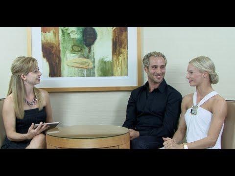 Riccardo Cocchi & Yulia Zagoruychenko Interview - Prepare Like a Champion DanceSport Place