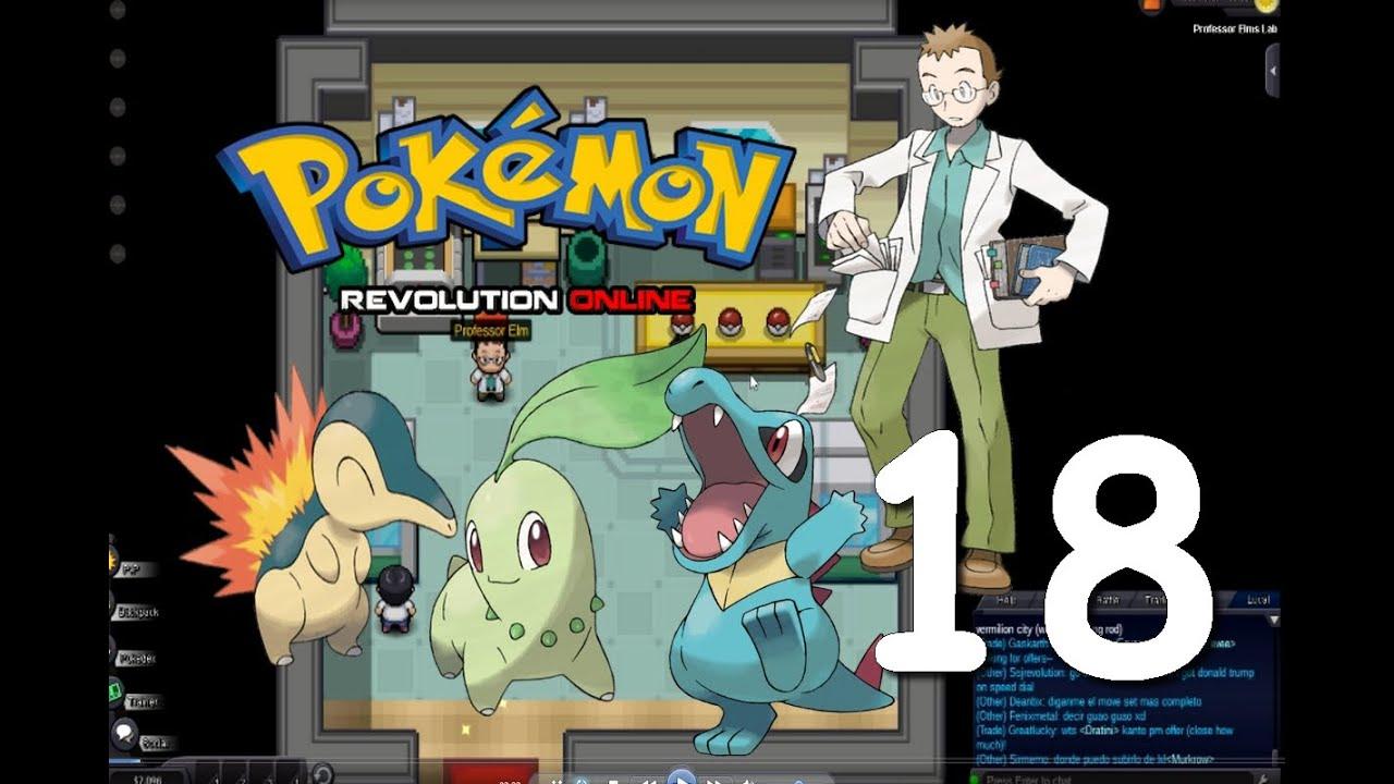 how to download pokemon revolution online 2017