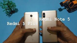 Gambar cover Redmi Note 5 VS Redmi 5 Plus | fitur-speed-benchmark