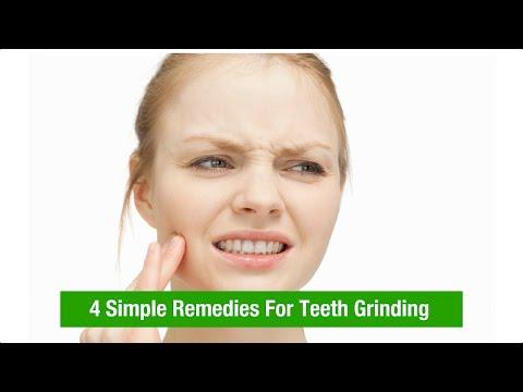 4 Simple Remedies For Teeth Grinding