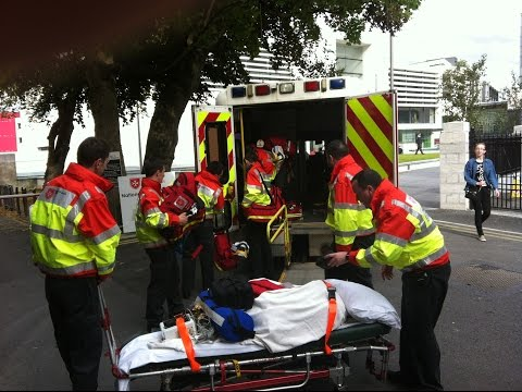 Ballina Order of Malta Ambulance Corps Overall Team Test 2015