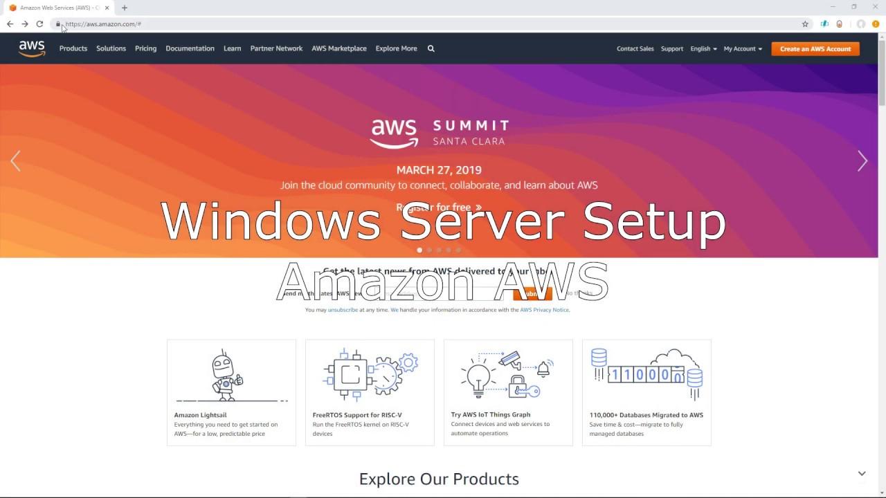 Server Setup Cost