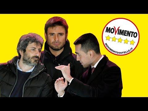 Dopo i flop elettorali, tutti contro Di Maio (26 feb 2019)