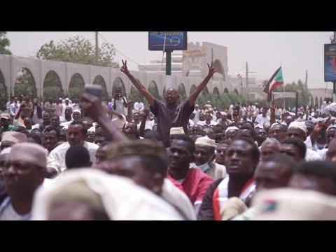Journal de l'Afrique - France 24 au Soudan, reportage au coeur du mouvement de contestation