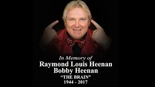 "WWE Bobby ""The Brain"" Heenan Tribute (1944-2017)"