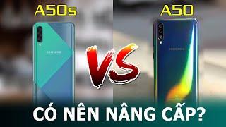 So sánh Galaxy A50s vs Galaxy A50: Có cần nâng cấp?